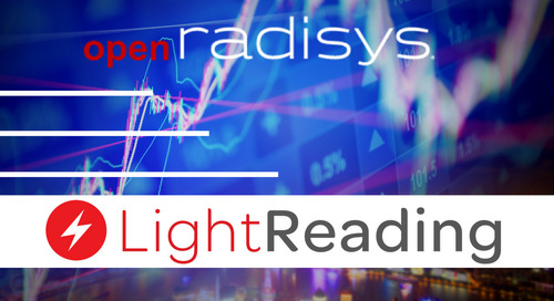 Light Reading - MWC 2017 Interview with Radisys' CEO, Brian Bronson (Video)