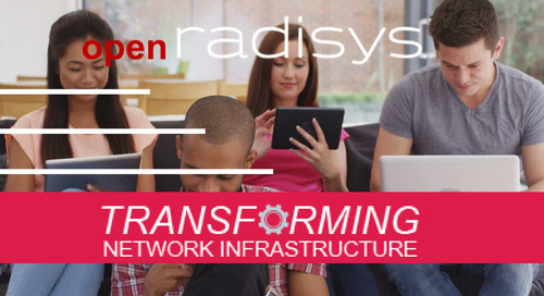 Transforming Network Infrastructure - Radisys, Calix Take CORD Residential