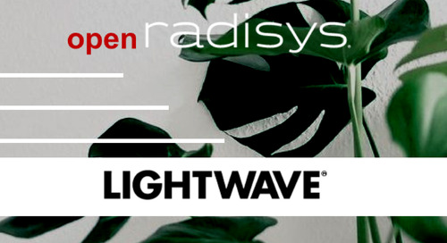 Light Wave - Calix, Radisys partner for Residential CORD platform
