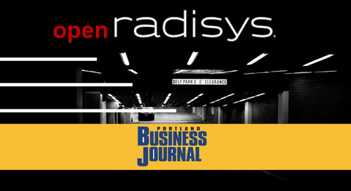 Portland Business Journal - Executives of the Year 2016: Brian Bronson, CEO, Radisys
