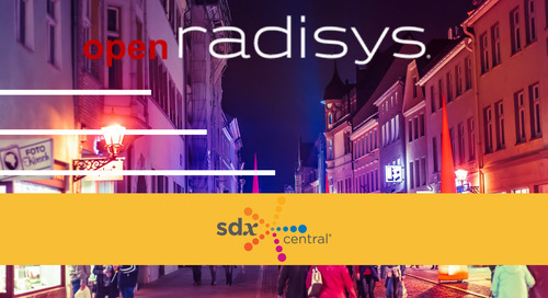 SDX Central - Radisys Contributes Its LTE RAN Software to M-CORD