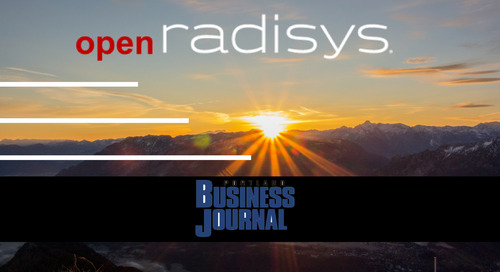 Portland Business Journal - Radisys' bumpy road to reinvention
