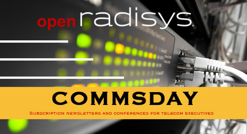 CommsDay - Radisys targets Australian market, aims to compete or partner with entrenched vendors