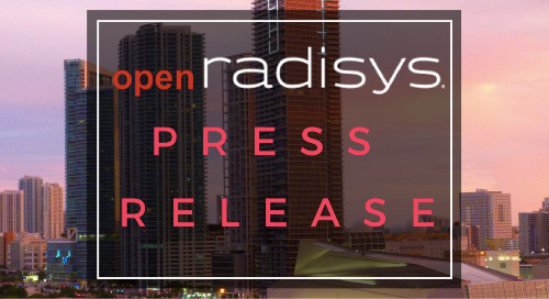 Radisys and ON.Lab/ONF Deliver the First Turnkey Open Reference Solution for M-CORD, Accelerating 5G Mobile Service Innovations and Revenues