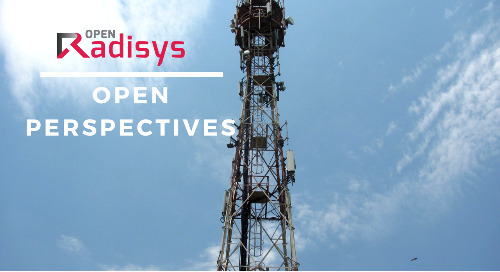 Open Radisys: Fast Forward to More Agile, Flexible and Profitable Networks, Ready to Rise