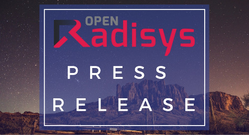 Radisys Open Sources 4G RAN Software on the Qualcomm® FSM™ Platform for Small Cell and CBRS Deployments