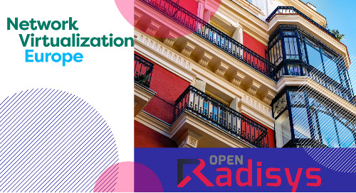 Network Virtualization Europe - Madrid, Spain - May 22-24