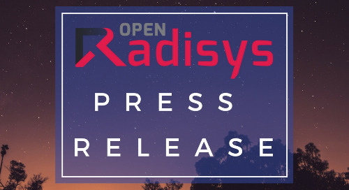 Radisys Launches Industry's First Open Source Evolved Packet Core (EPC)  for the Mobility CORD (M-CORD) Project