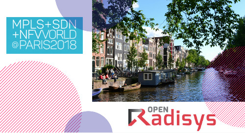 SDN NFV World Congress 2018 - October 12-18  The Hague, Netherlands