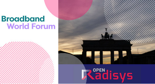 Broadband World Forum - October 23-15, Berlin