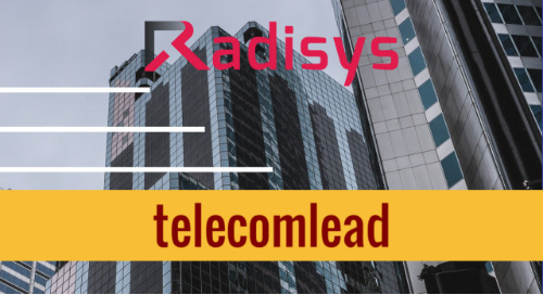 Radisys wins TelecomLead Innovation Leaders 2018 Award