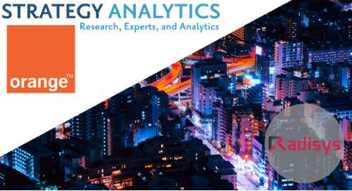 Radisys/Orange/Strategy Analytics Webinar 090618