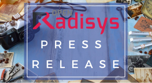 Tier-one Service Provider in Asia Selects for Trial Radisys' Software-Defined Passive Optical Network (SD-PON) Framework