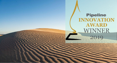 2019 Pipeline Innovation Award WINNER - Innovations in Media Analytics