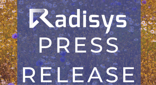 Radisys Contributes Seed Code to the O-RAN Alliance's 5G NR Stack Reference Architecture