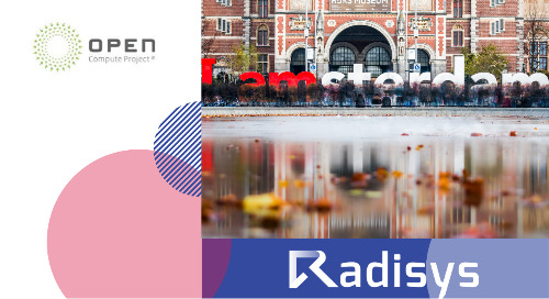 OCP Regional Summit: September 26-27, Amsterdam, Netherlands