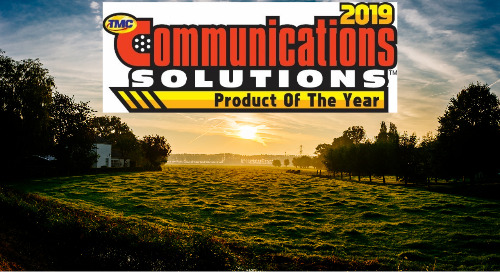 2019 TMC Product of the Year Awards - Media Server & MobilityEngine