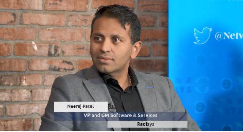 Panel Discussion: Radisys' Neeraj Panel on ORAN Architecture for 5G
