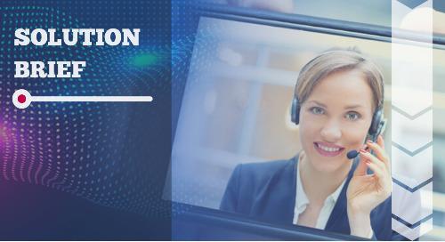 Customer Care Solution Brief: Radisys Engage@Work
