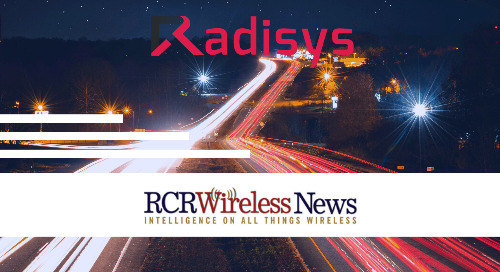 Will 5G Change the World? Podcast with Arun Bhikshesvaran, Radisys CEO