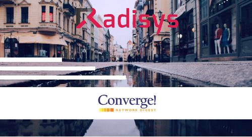 Radisys Unveils Software-defined PON Architecture