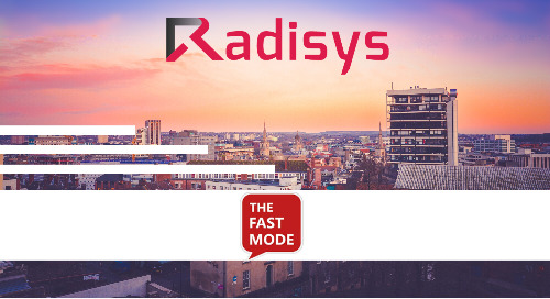 Radisys Expands Access Portfolio with ONF-based Software-defined PON Distribution