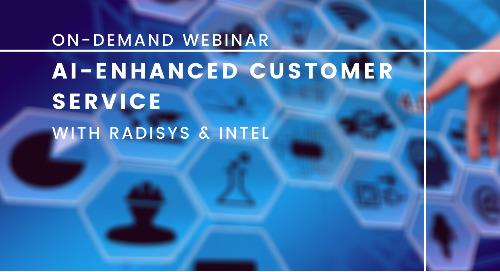 Webinar: AI-enhanced Customer Service
