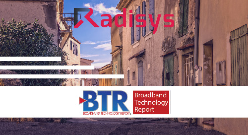 Radisys Connect Open Broadband - 3.5 Diamonds