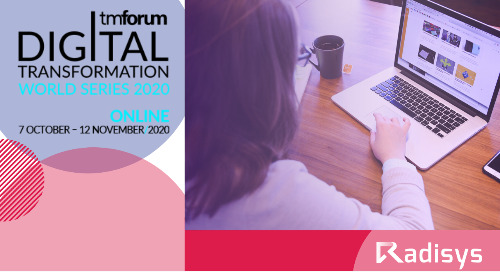 Digital Transformation World Series 2020: Online Oct 7 - Nov 12