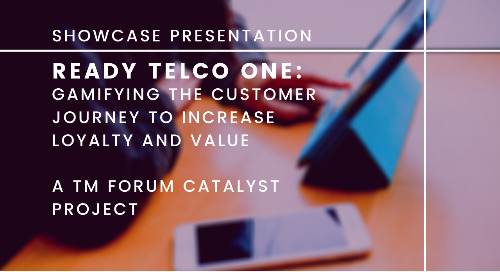Ready Telco One - Complete TM Forum Catalyst Presentation