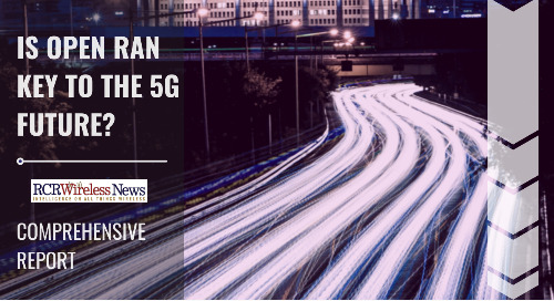 Is Open RAN Key to the 5G Future?
