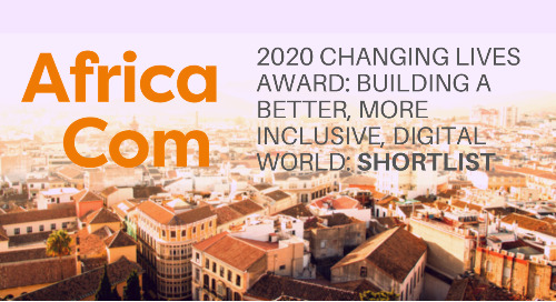 2020 AfricaCom Changing Lives Award: Shortlist