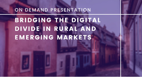 Bridging the Digital Divide in Rural and Emerging Markets