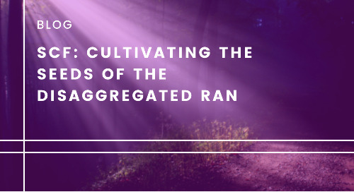 SCF: Cultivating the Seeds of the Disaggregated RAN