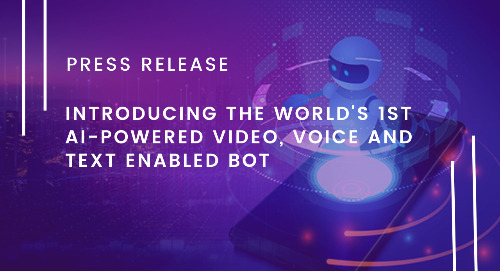 Radisys Unveils Engage Virtual Assistant – World's First AI-Powered Video, Voice and Text Enabled Bot
