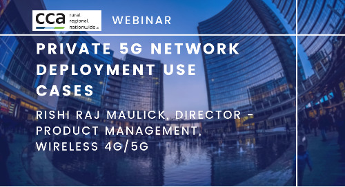 Radisys Webinar: Private 5G Network Deployment Use Cases