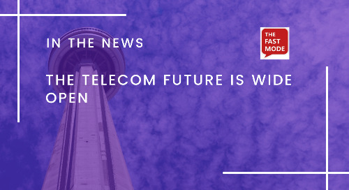 The Telecom Future is Wide Open