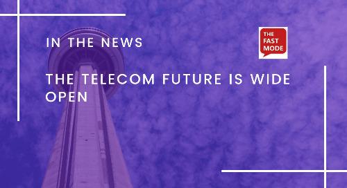 The Telecom Future is Wide Open