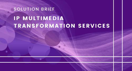 IP Multimedia Transformation Services