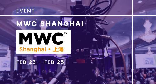MWC Shanghai: Feb 23 - Feb 25