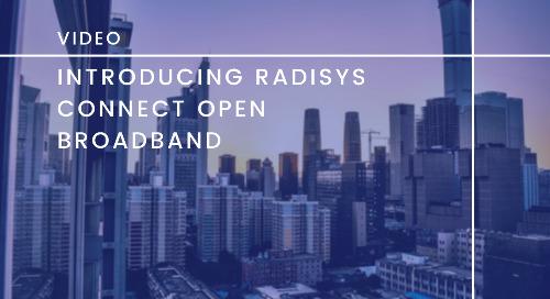 Radisys Connect Open Broadband