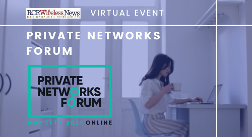 Private Networks Forum: May 25