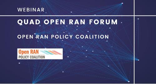 Quad Open RAN Forum