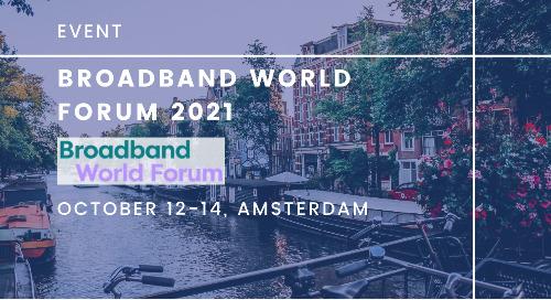 Broadband World Forum | October 12-14