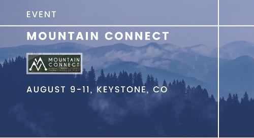 Mountain Connect | Aug 9-11