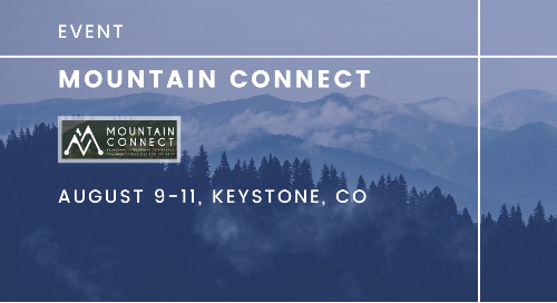 Mountain Connect | August 9-11
