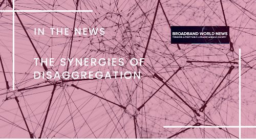 The Synergies of Disaggregation