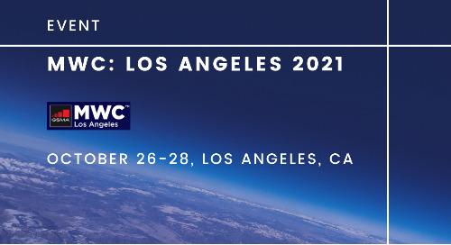 MWC Los Angeles 2021 | October 26-28