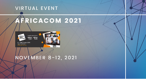 Africa Tech Festival | November 9-12