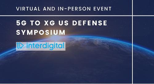 5G to XG US Defense Symposium